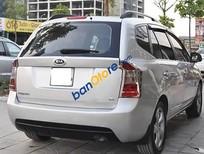 Cần bán gấp Kia Carens năm 2009, màu bạc giá cạnh tranh