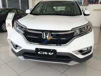 Bán Honda CR V năm sản xuất 2016, màu trắng