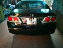 Bán xe cũ Honda Civic đời 2008, màu đen số tự động, 365 triệu
