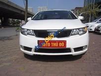 Chợ Ô Tô Thủ Đô bán Kia Forte SLI đời 2010, màu trắng số tự động
