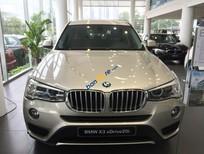 BMW X3 2017 bản đặc biệt, Full option, ưu đãi lớn dịp cuối năm