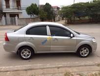 Bán Daewoo Gentra năm sản xuất 2009, màu bạc chính chủ