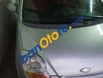 Bán Chevrolet Spark MT 2009, màu bạc số sàn