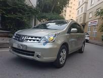 Cần bán Nissan Grand livina 1.8 MT đời 2011, màu vàng