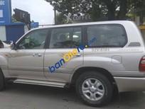 Xe Toyota Land Cruiser đời 2003, nhập khẩu nguyên chiếc xe gia đình