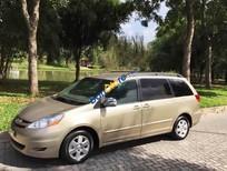 Cần bán lại xe Toyota Sienna đời 2009, màu vàng, nhập khẩu còn mới, 985 triệu