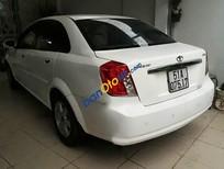 Bán xe Daewoo Lacetti Max đời 2004, màu trắng xe gia đình