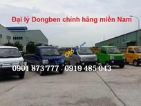 Xe tải nhỏ - Giá xe tải nhẹ 700kg - 800kg - 900kg hỗ trợ trả góp, chỉ trả trước 30-40 triệu