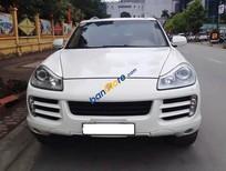 Bán Porsche Cayenne S 3.6AT đời 2008, màu trắng số tự động