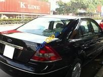 Bán lại xe Ford Mondeo AT năm 2003, màu đen số tự động