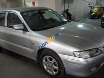 Bán xe Mazda 626 năm sản xuất 2002, màu bạc