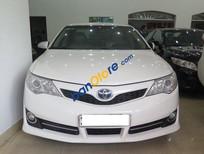 Xe Toyota Camry XLE AT sản xuất 2014, màu trắng