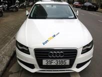 Bán Audi A4 TFSI 1.8 đời 2010, màu trắng, nhập khẩu chính hãng chính chủ, giá 960tr