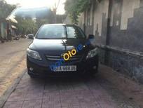 Bán ô tô Toyota Corolla altis AT đời 2008, màu đen số tự động, giá 545tr