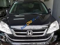 Cần bán xe Honda CR V 2.4 sản xuất 2011, màu đen