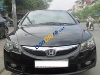 Bán lại xe Honda Civic 1.8MT SX và ĐK 2010, màu đen