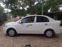 Bán xe cũ Daewoo Gentra đời 2010, màu trắng chính chủ