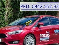 Bán xe Ford Focus AT đời 2016, màu đỏ