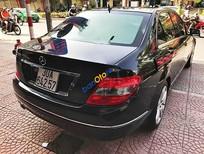 Cần bán xe Mercedes C200 đời 2008, màu đen