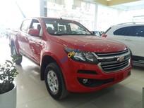 Bán Chevrolet Colorado 2.5 LT 4x2 đời 2017, màu đỏ, xe nhập