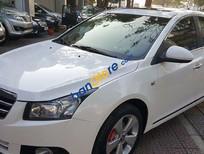 Bán xe Daewoo Lacetti CDX 2009, màu trắng