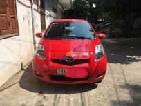 Bán xe cũ Toyota Yaris đời 2011, màu đỏ, nhập khẩu chính hãng