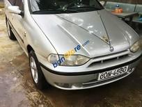 Bán xe Fiat Siena đời 2001, màu bạc xe gia đình