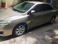 Bán ô tô Toyota Corolla Altis 1.8G AT đời 2008, màu xám số tự động