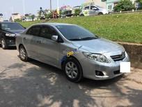 Bán Toyota Corolla Altis 1.8AT đời 2009, màu bạc