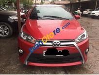 Bán xe cũ Toyota Yaris G đời 2014, màu đỏ, nhập khẩu chính hãng