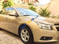 Bán Chevrolet Cruze MT đời 2011, màu vàng đã đi 56000 km, giá 405tr