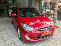 Bán xe cũ Hyundai Accent AT đời 2011, màu đỏ
