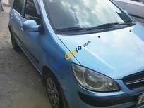 Cần bán lại xe Hyundai Getz năm 2009, màu xanh lam, nhập khẩu nguyên chiếc số sàn, giá tốt