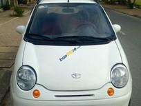 Bán ô tô Daewoo Matiz đời 2007, màu trắng, giá tốt