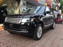 Range Rover HSE 2016 nhập khẩu, màu đen, full option, xe giao ngay