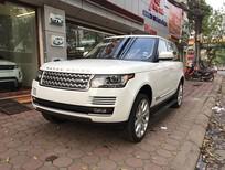 Range Rover HSE 2016 nhập khẩu, màu trắng, full option, xe giao ngay