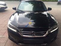 Cần bán xe Honda Accord 2.4AT năm 2014, màu đen, nhập khẩu