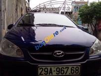 Cần bán xe Hyundai Getz đời 2010, màu xanh lá