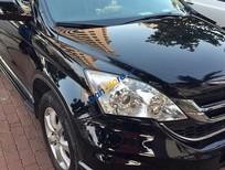 Cần bán xe Honda CR V 2.0L năm 2011, màu đen