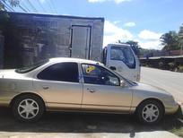 Cần bán gấp Ford Contour sản xuất năm 1996, màu vàng, nhập khẩu