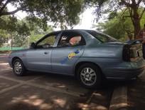Cần bán gấp Daewoo Nubira sản xuất 2001, màu xanh lam giá cạnh tranh