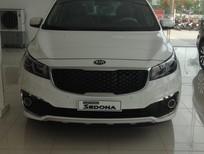 Cần bán xe Kia Sedona 2.2 2016, màu trắng