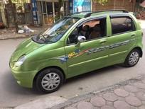 Bán ô tô Daewoo Matiz MT năm sản xuất 2006, màu xanh lục