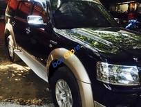 Bán ô tô Ford Everest 4x2 MT 2008, màu đen số sàn