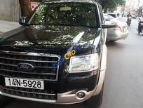 Bán xe Ford Everest đời 2008, màu đen
