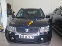 Cần bán xe Suzuki Vitara AT năm sản xuất 2008, màu đen, nhập khẩu