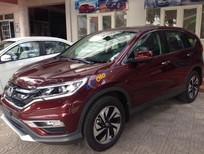 Bán Honda CR-V 2.4 2017, đủ màu, KM 80tr, hỗ trợ trả góp, giao ngay, giá 1tỷ158tr - LH 0935588699