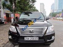 Cần bán gấp Lexus LX 570 sản xuất 2011, màu đen, nhập khẩu