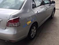 Cần bán xe Toyota Vios năm 2009, màu bạc xe gia đình