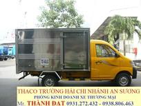 Xe tải máy xăng động cơ Suzuki Thaco Towner 950A tải trọng 600Kg, 550kg, 880Kg 700Kg, 850Kg. Bán xe trả góp